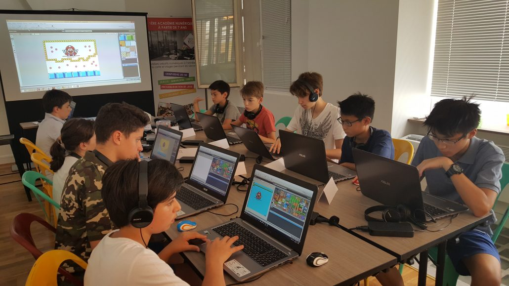 Tech Kids Academy - Paris 15