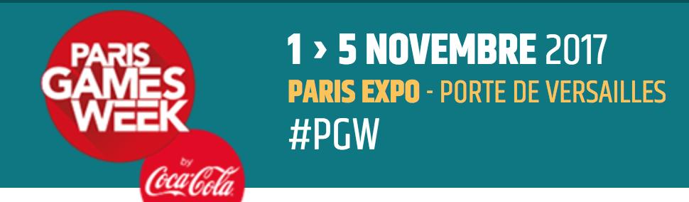 Paris Game Week 2017
