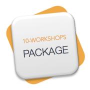 10 workshops package