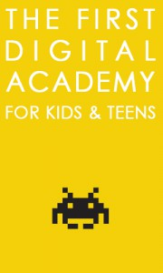 First digital academy for kids & teens