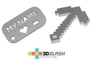 3D design with 3DSlash - Tech Kids Academy