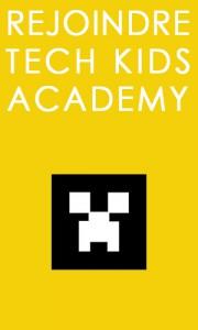 Rejoindre Tech Kids Academy