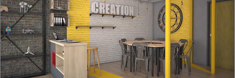 Tech Kids Academy - Centre de création