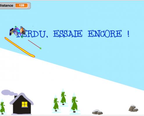 Tech-Kids-Academy-Jeu de ski