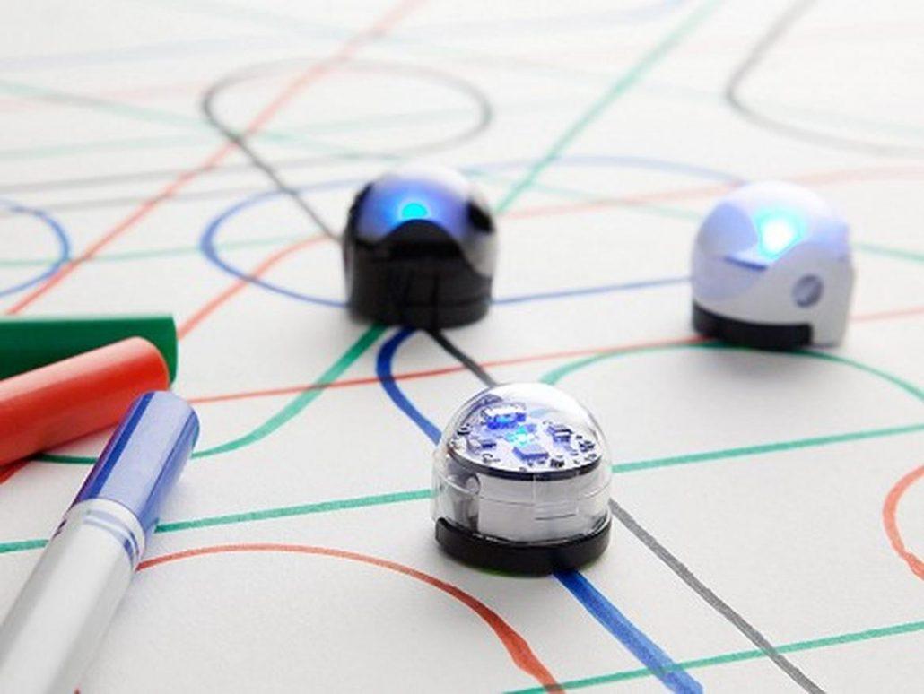 Stage Scratch + robot Ozobot