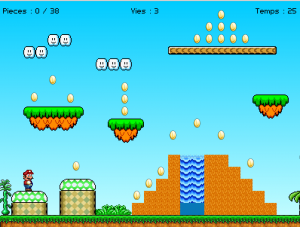 Stage coding ados Mario