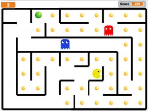 Stage Coding Scratch Jeu Pacman