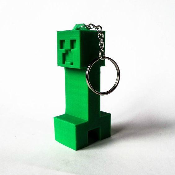 Stage Minecraft 3D
