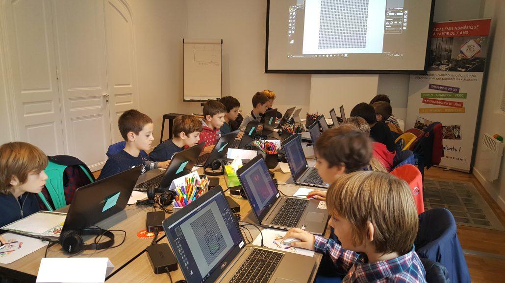 Ateliers hebdos 7-9 année 2 Design