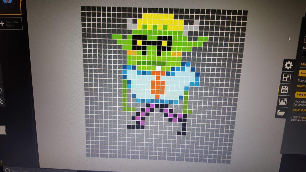 Ateliers hebdos 7-9 Design pixel art