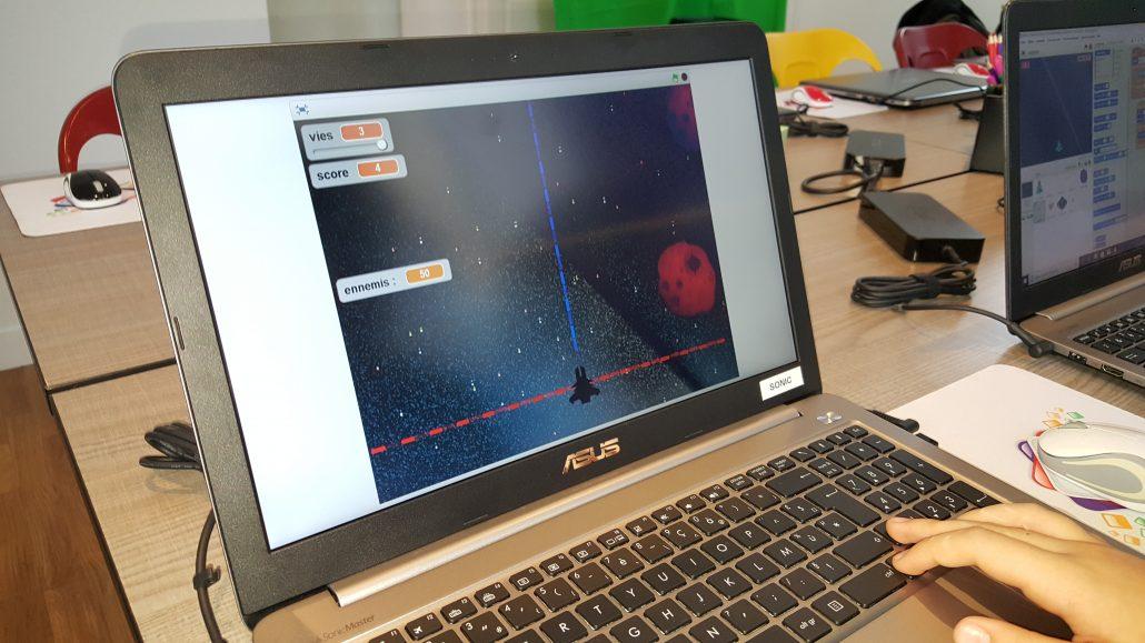 Ateliers hebdos 10-12 - année 2 - Programmation Scratch