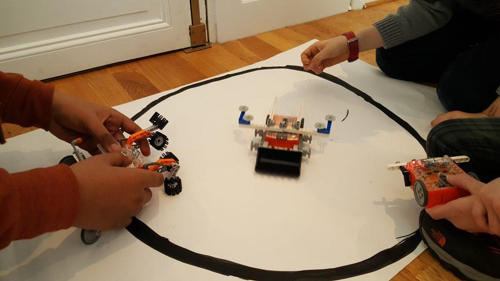 Ateliers hebdos 10-12 - Robotique Edison