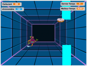 Stage Scratch 10-12 ans - Jetpack game