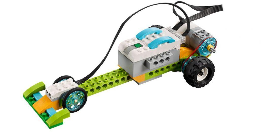 Voiture Lego WeDo2