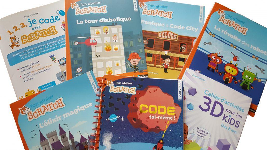 Tech Kids Academy Couvertures livres