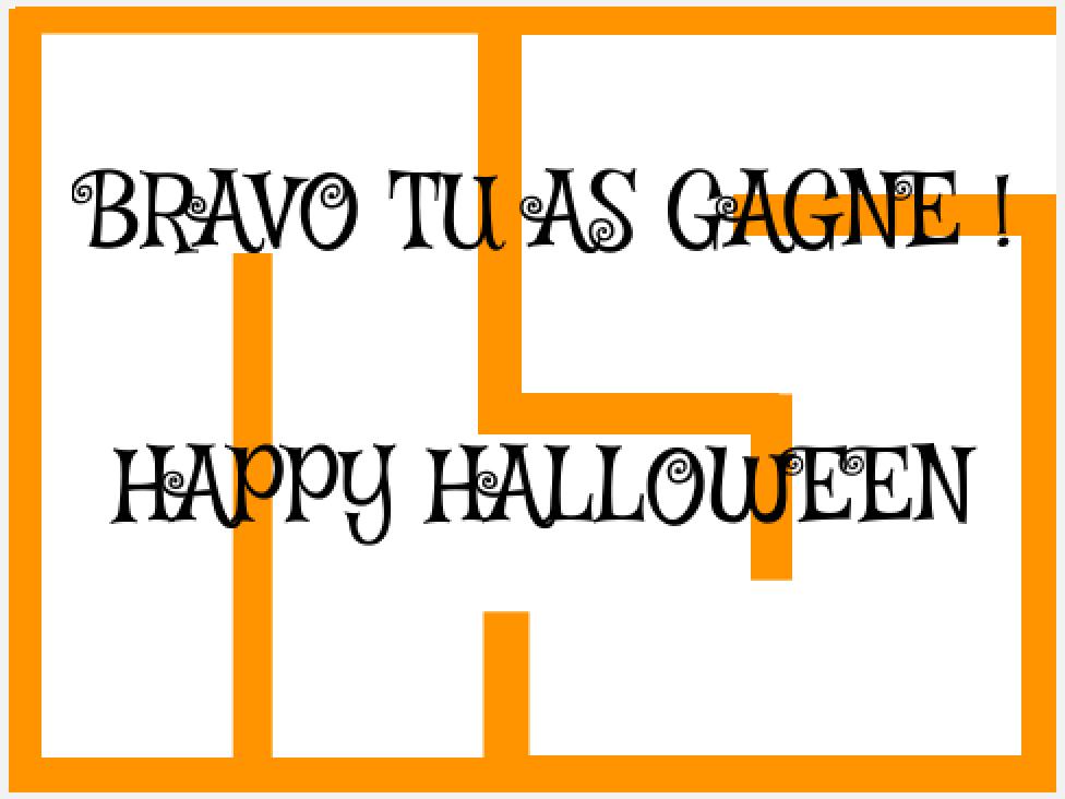 Scratch happy halloween