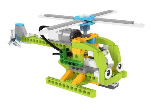 Lego WeDo 2.0 Helicoptere
