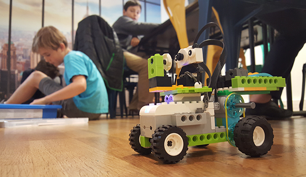 Tech Kids Academy - Robotique